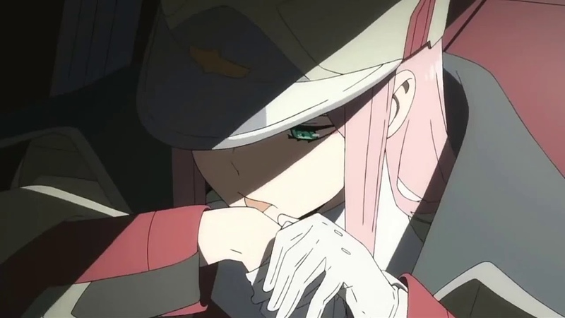 AMV Darling in the Franxx Аниме клип Милый во Франксе