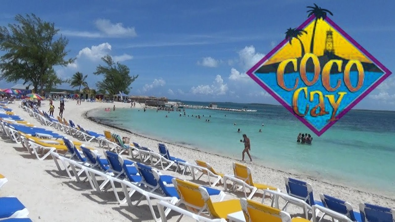 Coco Cay (Royal Caribbean's Bahamas Private Island) Tour Review with The Legend