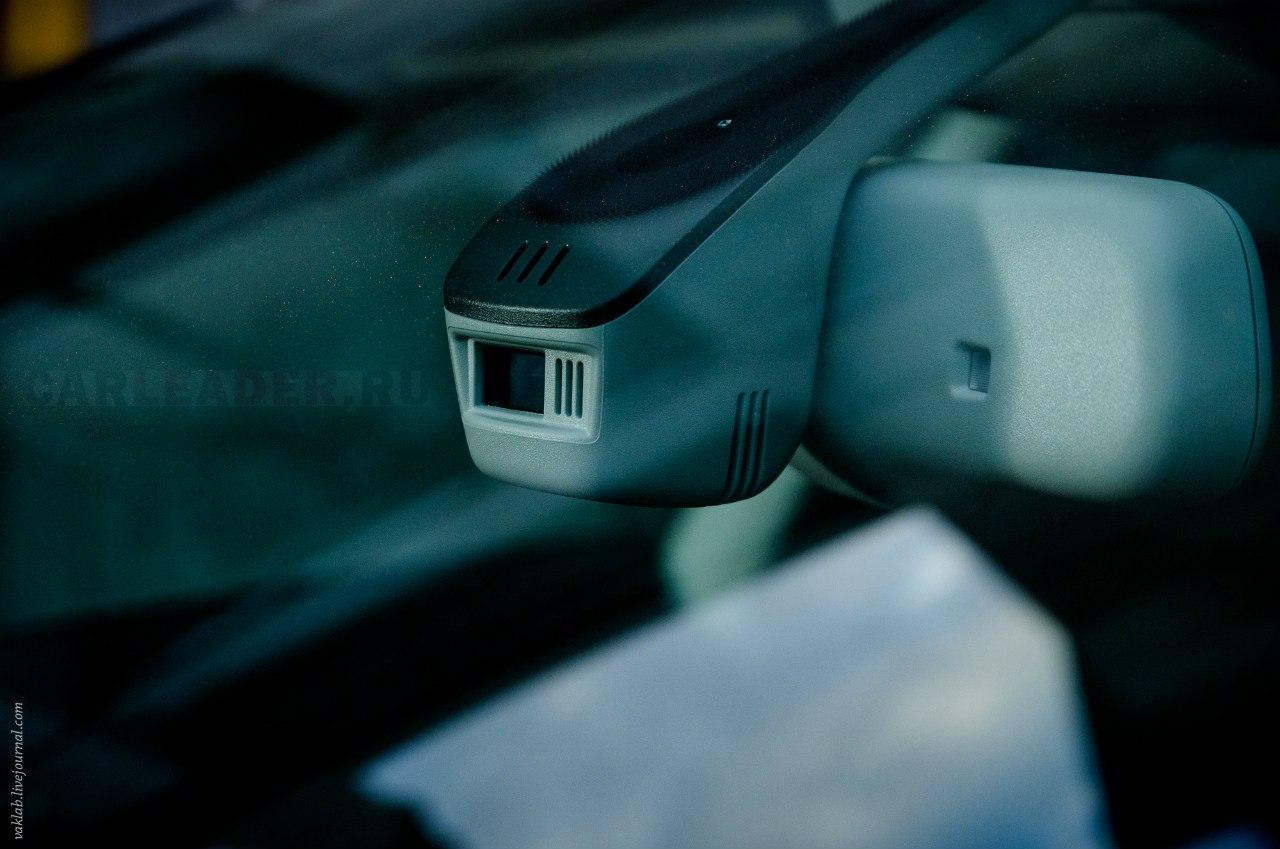 Ауди А7 камера