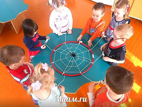 Нестандартное оборудование по физкультуре в детском саду