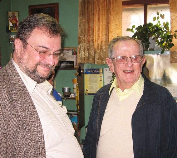 Лу Бентл и Евгений Зубков