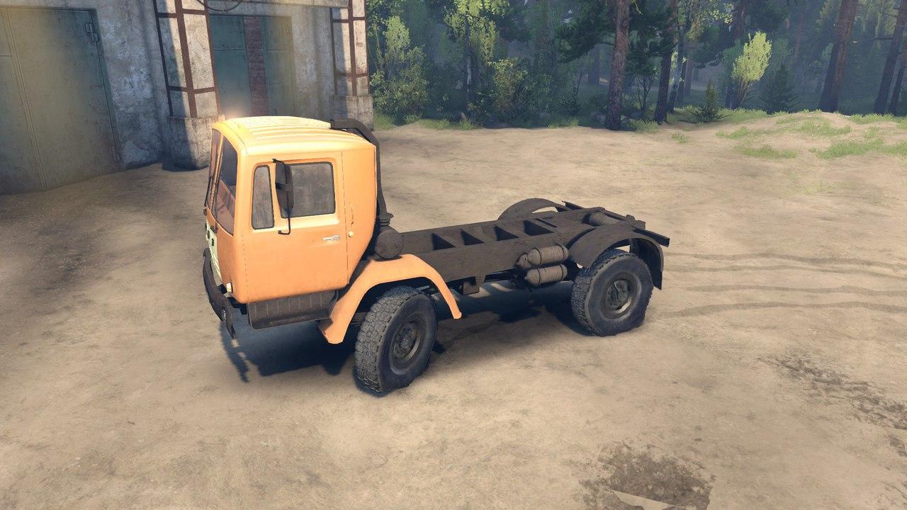 КАЗ-4540 для Spintires - Скриншот 3