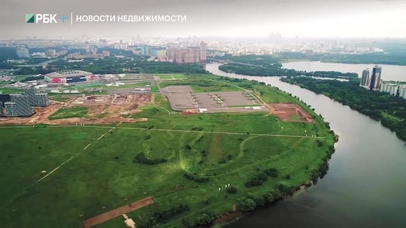 Тушино-2018 в репортаже РБК-Недвижимость