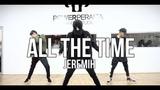 JEREMIH - ALL THE TIME Coreografia Seba Carre