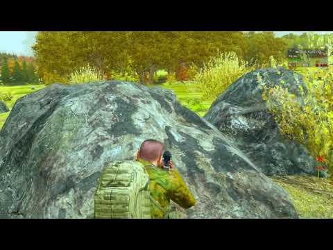 Первое и последнее впечатление о сервере RU 174 в игре ArmA 2 DayZ Epoch