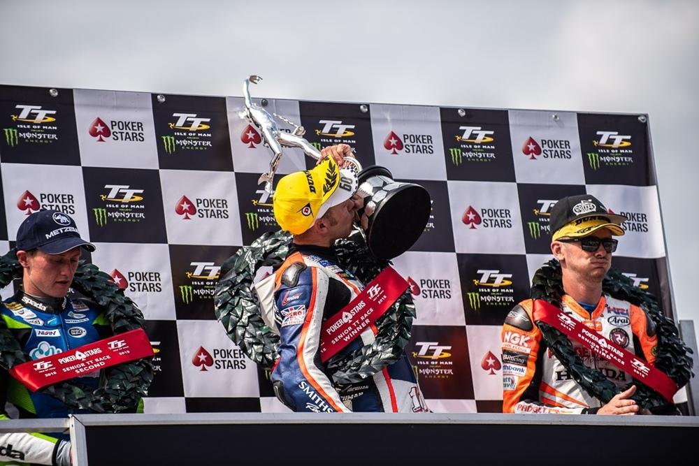 Фотографии с гонок Senior TT 2018 и Sidecar TT 2018