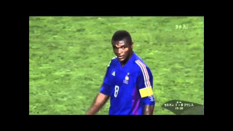 2002 05.31 France vs Senegal (Russian)- World Cup .:. Group A