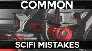 A Few Common Scifi Mistakes - Quick Ways to Improve