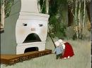 Сказка народная ❦ ГУСИ-ЛЕБЕДИ. 1949 г. Мультфильм. ПО СОЮЗМУЛЬТФИЛЬМ