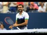 2014 US Open 12 Roger Federer vs Marin Cilic Highlights HD