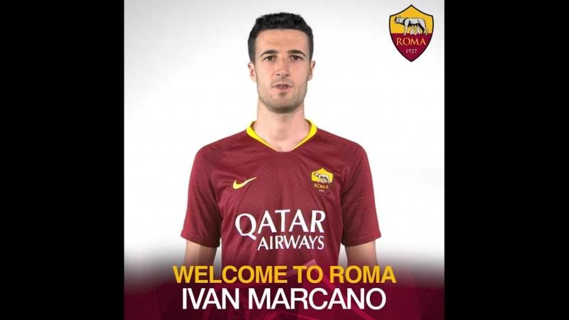 Добро пожаловать, Иван Маркано!