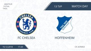 16.12.2018 Chelsea- Hoffenhaim. Nizhny Tagil. Afl.