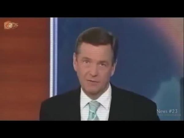 Claus Kleber warnt vor den ZDF-Nachrichten - Man sollte ihnen keinen Glauben schenken