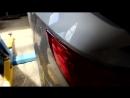 Замена задних фонарей фар в Хендай Солярис Hyundai Solaris