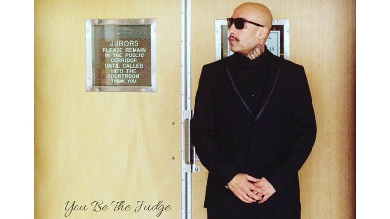 Mr.Capone-E - You Be The Judge (Official Audio)