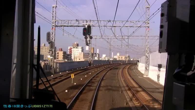Nankai Main Line Express Wakayama - Namba (2009 10 21)