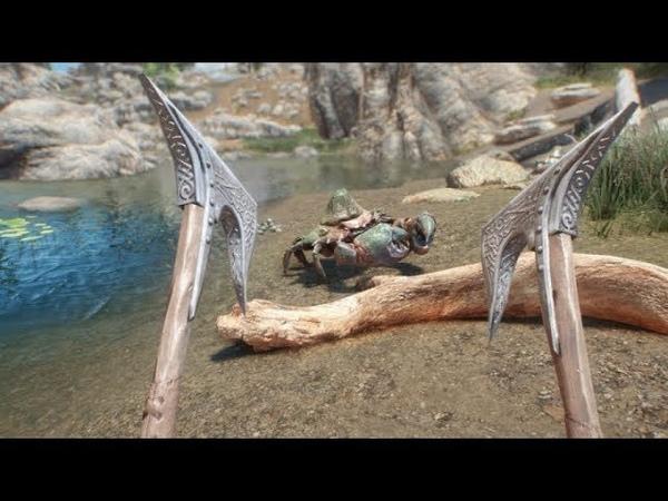 Skyrim SE 2019 WoW Photorealistic Tamriel 300 Mods
