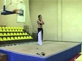 Алексей Рябошапка постановка в стиле поп-беледи