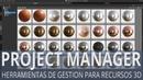 Herramientas para gestionar librerías de recursos 3D