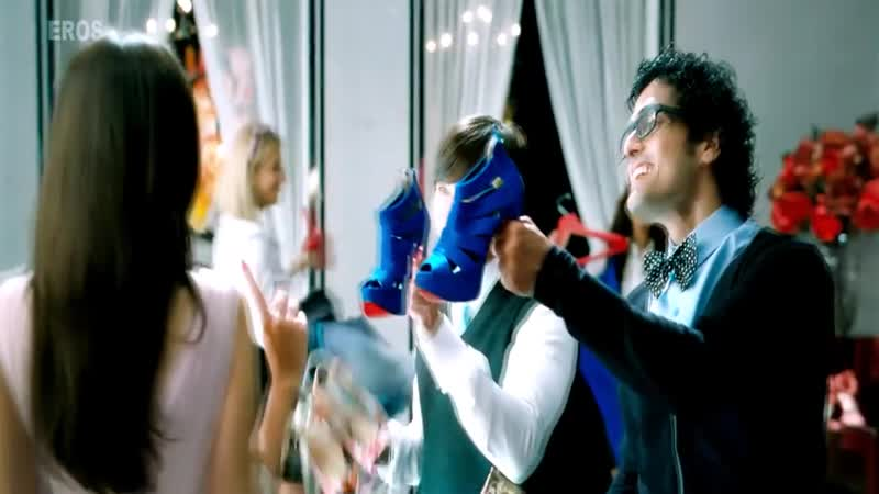 Gulabi Aankhen HD 1080p Blu Ray with Lyrics - Student Of The Year
