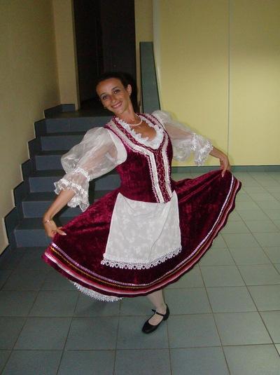 Оксана Охрименко, 7 сентября , Москва, id64256856