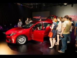 2013. Новая Мазда 3 (New Mazda 3). Полный обзор автомобиля
