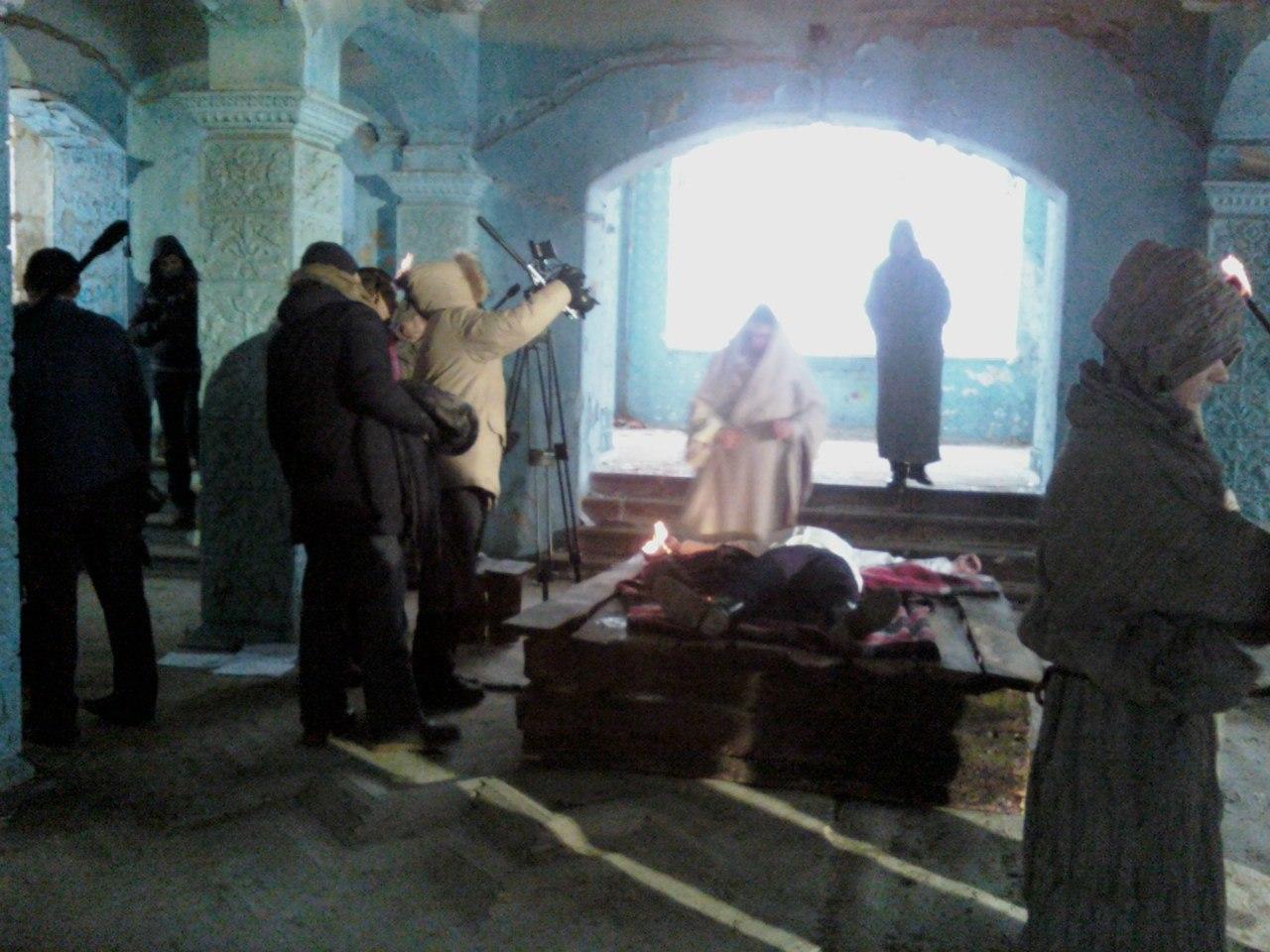 "Съемки сериала ""Мистические истории"" PDTVnYT5CVA"