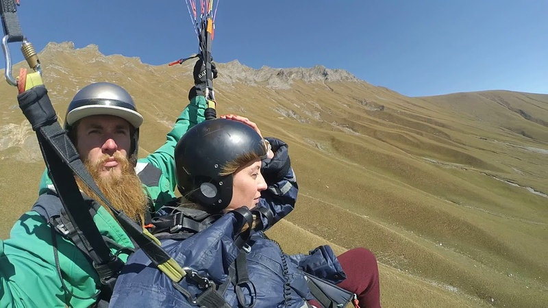 14102018 5 gudauri paragliding полет гудаури بالمظلات، جورجيا بالمظلات gudauriparagliding com 3