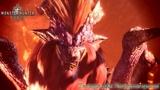 Monster Hunter World Убиваем Теостру