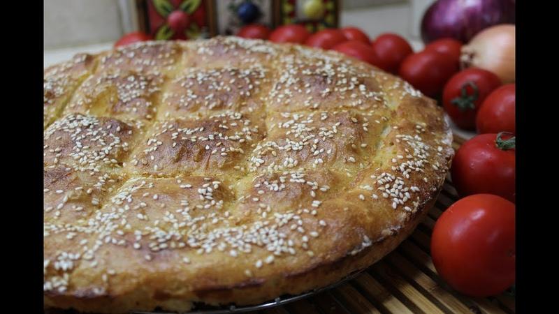 Хлебная турецкая лепёшка