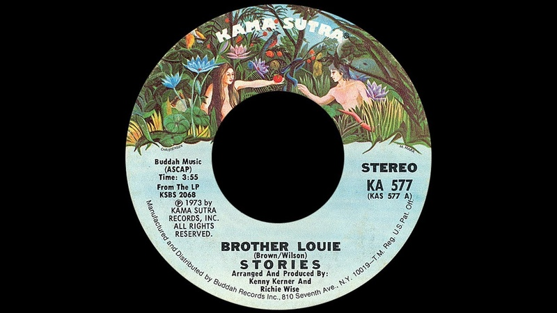 Stories ~ Brother Louie 1973 Soul Purrfection Version