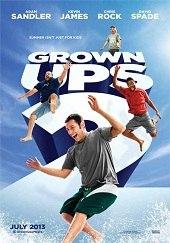 Grown Ups 2 (Niños grandes 2) (2013) - Subtitulada