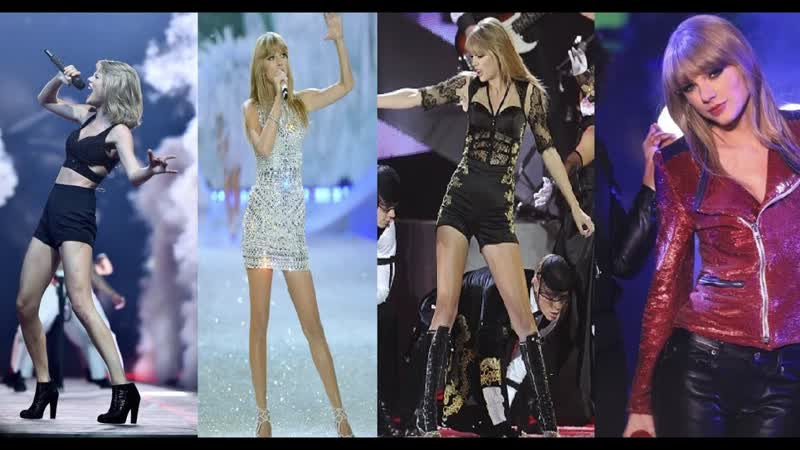 """Taylor Swift - _""""I knew you were trouble_"""" Evolution 2012-2017"""