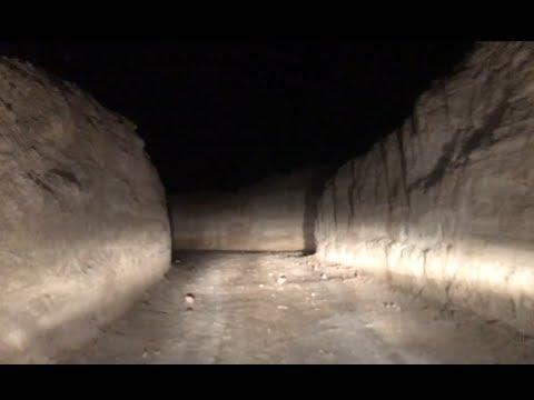 Ghost Town Exploring Sodom Gomorrah at Night (R$E)