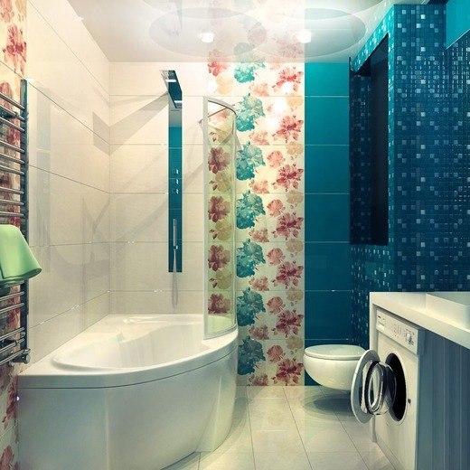 Ванная комната (3 фото)