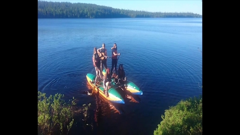 2018 Карнов Сергей - Маленький человек на большой воде, Умба-2017