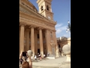 приходская церковь в городе Моста