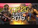 Top 20 Players of 2018 - FragMovie CSGO
