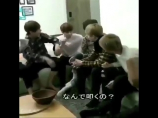 i STILL CANT STOP LAUGHING EVERYTIME I WATCH THIS - - @BTS_twt