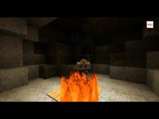 Minecraft Сериал'Кто я' 6 Глава 'Лицом к нелицу' Часть 1 из 2