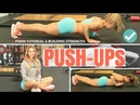 Lais DeLeon - Push-Up Form Tutorial How To Increase Strength