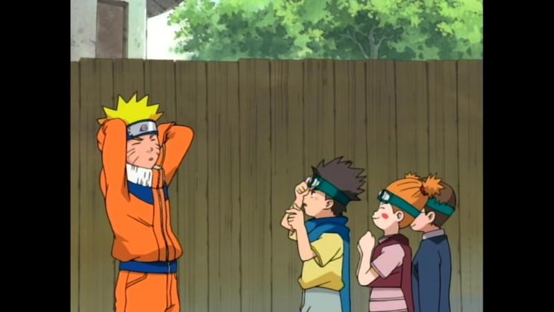 Наруто /Naruto 1 сезон 20 серия