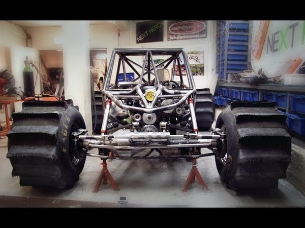 The making of 2 INSANE Formula Offroad buggy Raw footage behind the scenes