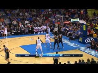HD Utah Jazz  vs Oklahoma City Thunder | Full Highlights | November 26, 2014 | NBA Season 2014/15