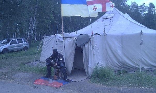 Террористы пытаются захватить газопровод и хранилища на Донбассе, - СМИ - Цензор.НЕТ 1815
