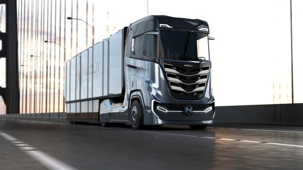 Nicola Tre: Hydrogen-Electric Semi Truck Designed For Europe Компания Nikola Motors, известная разработкой экологически чистых грузовиков на топливных элементах, анонсировала свою третью модель.