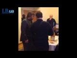 Опубликовано видео, как Порошенко и Новинский ссорились из-за убитых на Майдане