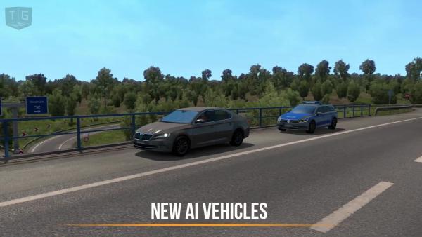 Euro Truck Simulator 2 1 33 Что нового Экспериментальная бета