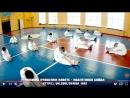 СФП 43 Растяжка Упражнение ноги вместе наклоны вперёд в Кёкусинкай карате