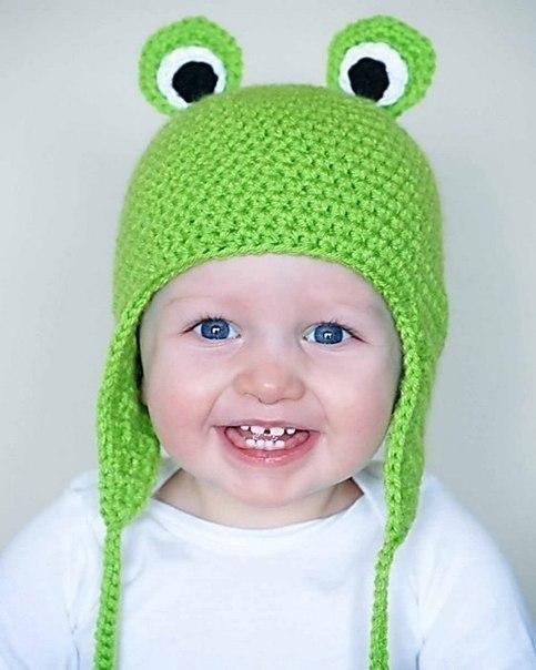 Идеи детских шапочек -